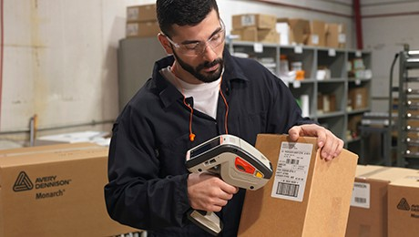 Avery Dennison Printer Solutions Built for Logistics